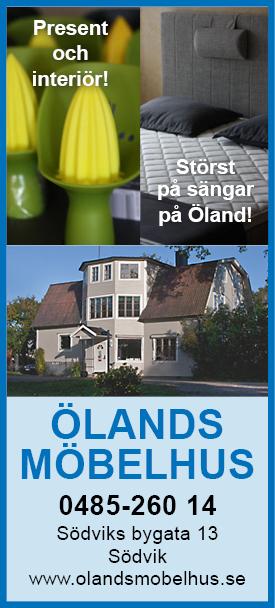 Ölands Möbelhus - störst på sängar på Öland!