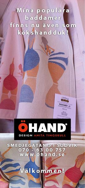 ÖHAND / Design Anita Tingskull, Södvik