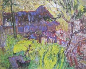 Öländsk bondgård av Vera Nilsson