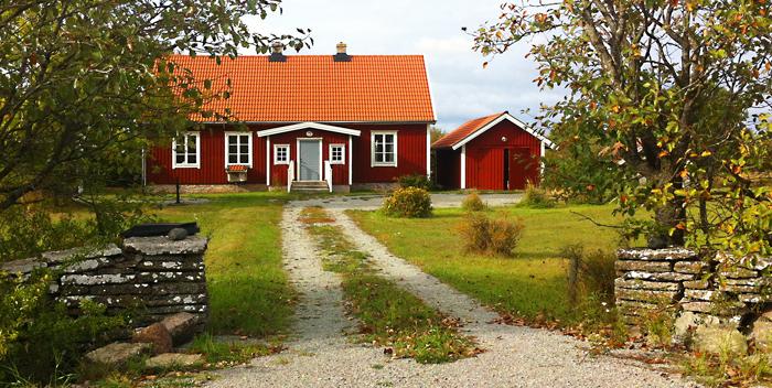 Gamla skolan i Lundeby
