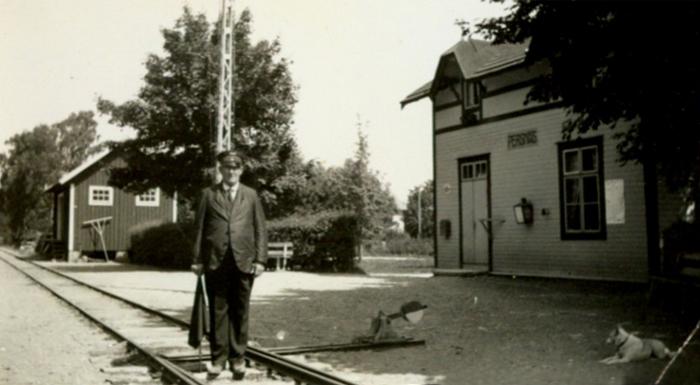Persnäs station
