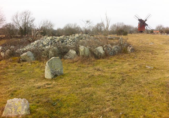 Rörbackens gravfält