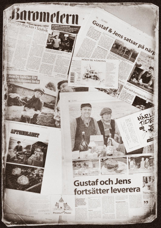 Tack från Gustaf och Jens