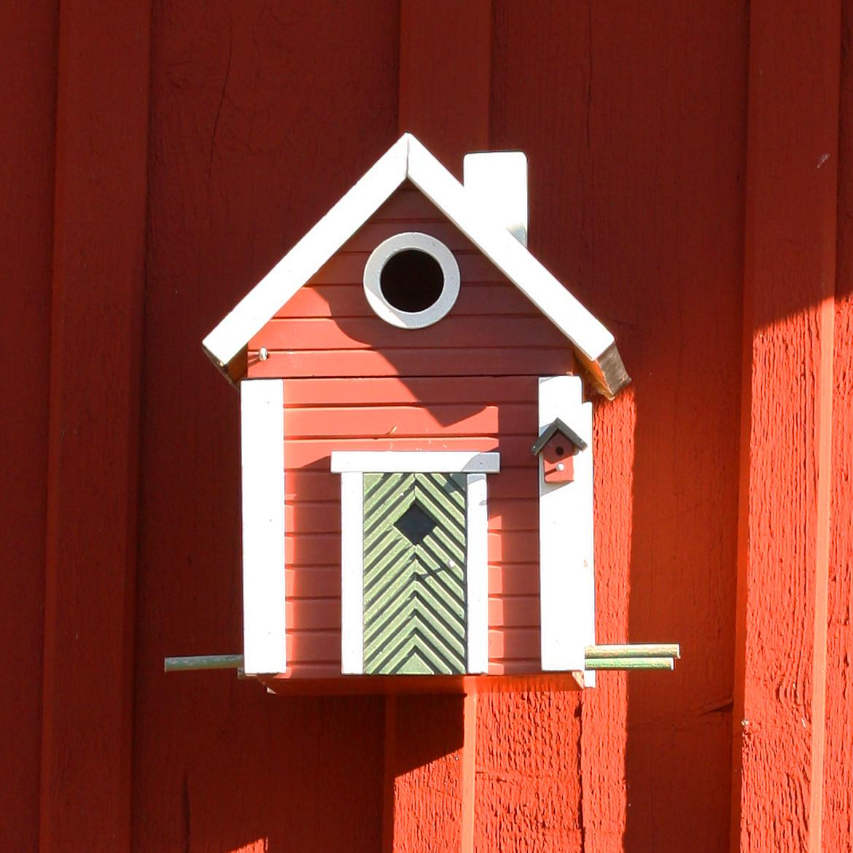 Fågelholk från Möbelhuset