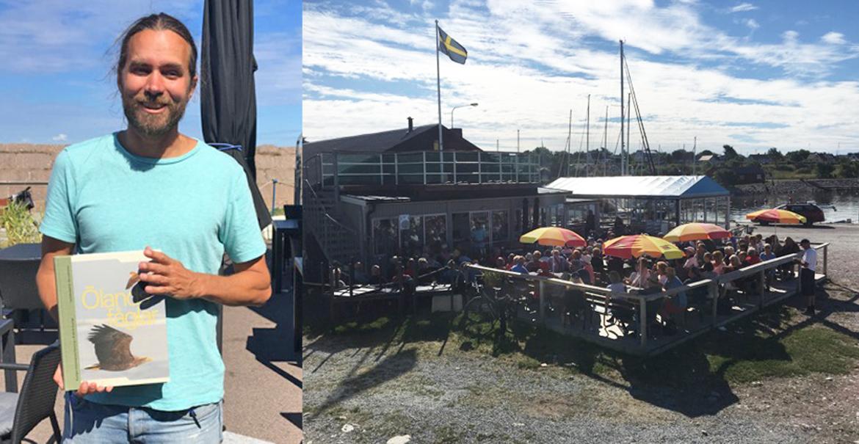 Frukostmöte i Sandviks Hamn med Pav Johnsson