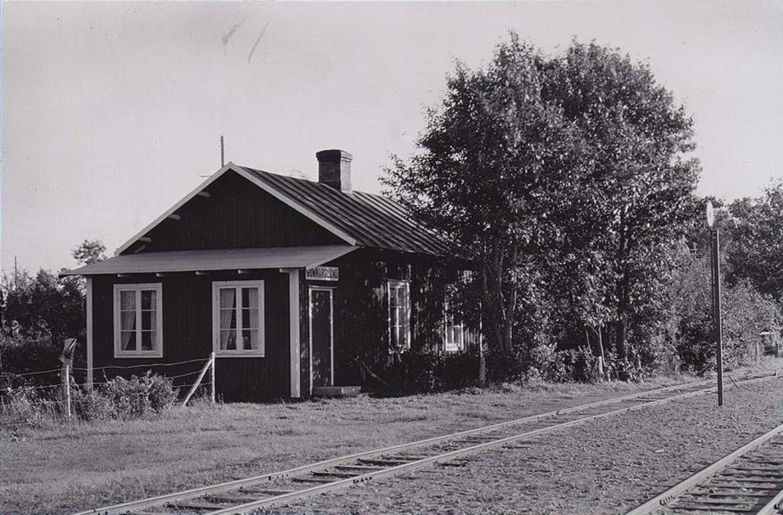 Gunnarslund station. Foto: Nilsson Foto, Borgholm