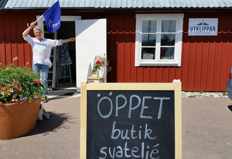 Utklippan Design i Sandviks Hamn igen!