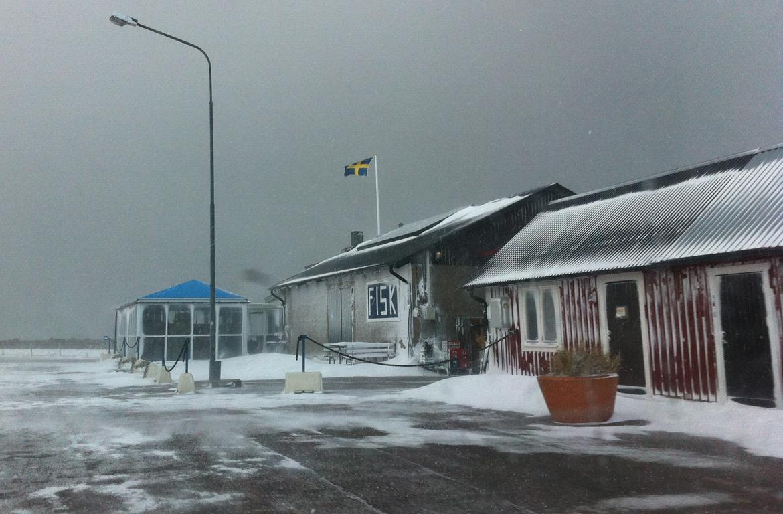 Vinter i Persnäs