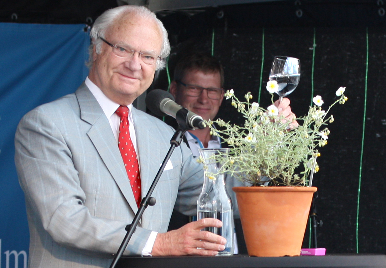 Avsaltningsverket i Sandvik - kunglig invigning 2017