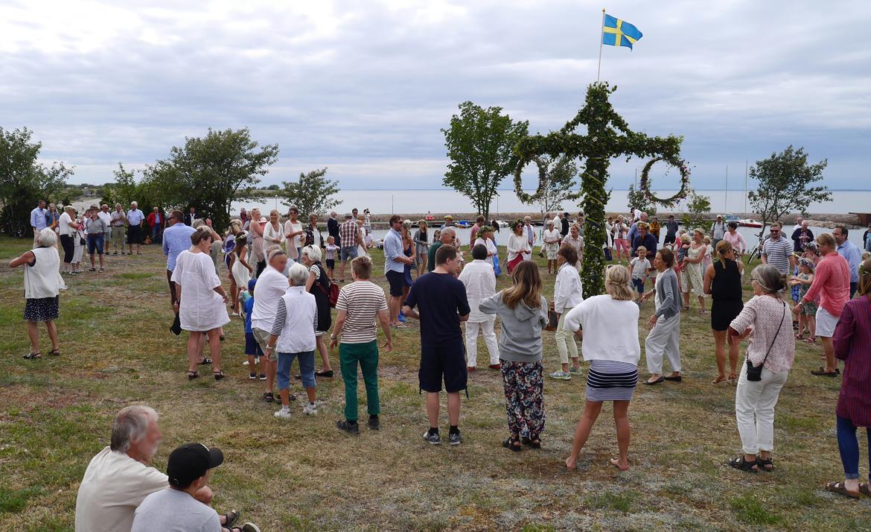 Midsommar i Sandvik 2017