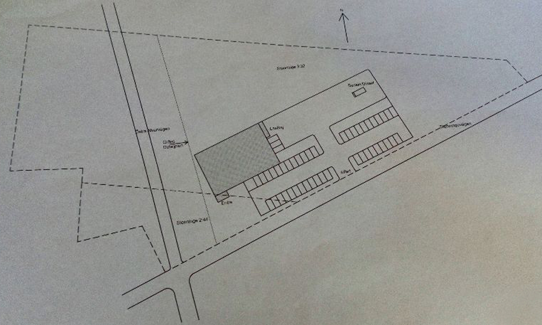 Planering för nya ICA Trossen, Sandvik