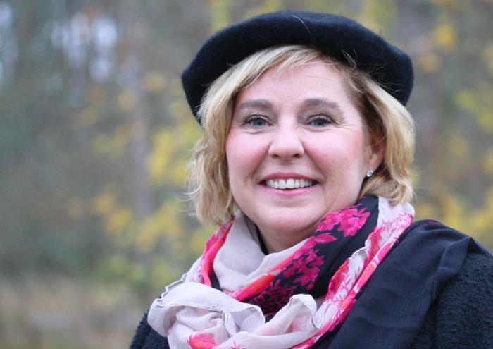 Louise Hävre i Hallnäs