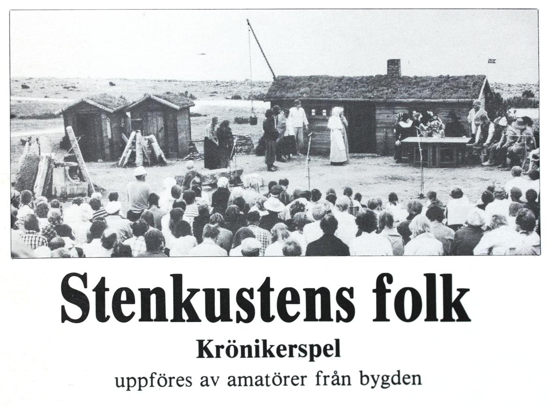 Stenkustens Folk - i Jordhamn